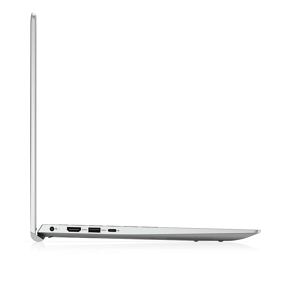 """Alt View Zoom 3. Dell - Inspiron 15.6"""" FHD Laptop - 11th Gen Intel Core i7 - 8GB Memory - 512GB Solid State Drive - Silver."""