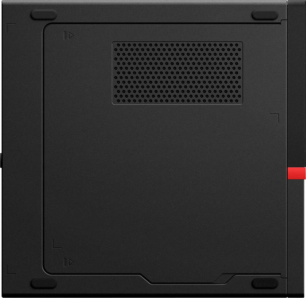 Alt View Zoom 13. Lenovo - ThinkStation P330 Tiny Desktop - Intel Core i9 - 16GB Memory - 512GB Solid State Drive.