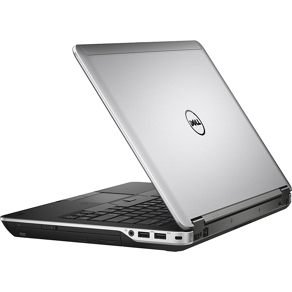 "Alt View Zoom 13. Dell - Latitude 14"" Laptop - Intel Core i5 - 8GB Memory - 500GB Solid State Drive - Pre-Owned - Black."