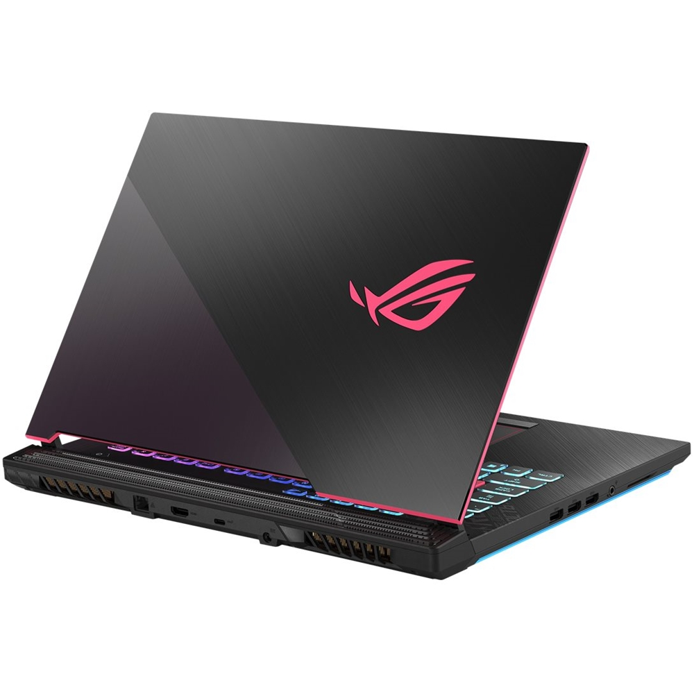 "Alt View Zoom 12. ASUS - ROG Strix G17 17.3"" Laptop - Intel Core i7 - 16GB Memory - NVIDIA GeForce RTX 2070 - 512GB SSD - Original Black."
