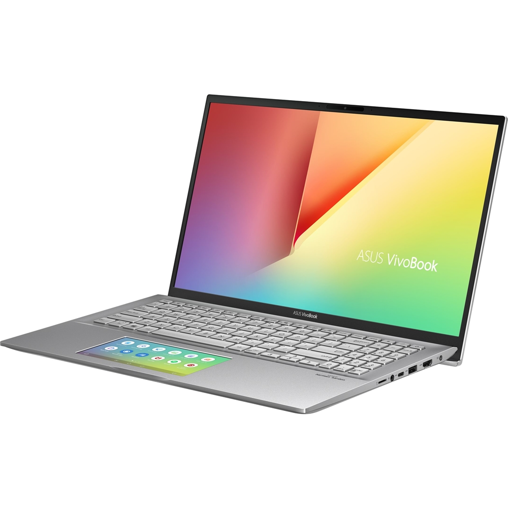 "Alt View Zoom 12. ASUS - VivoBook S15 15.6"" Laptop - Intel Core i5 - 8GB Memory - 512GB SSD - Transparent Silver."