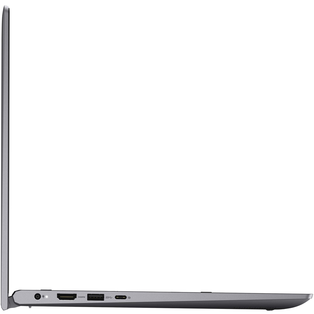 "Left Zoom. Dell - Inspiron 2-in-1 14"" Touch-Screen Laptop - Intel Core i5 - 8GB Memory - 256GB SSD - Titan Gray."