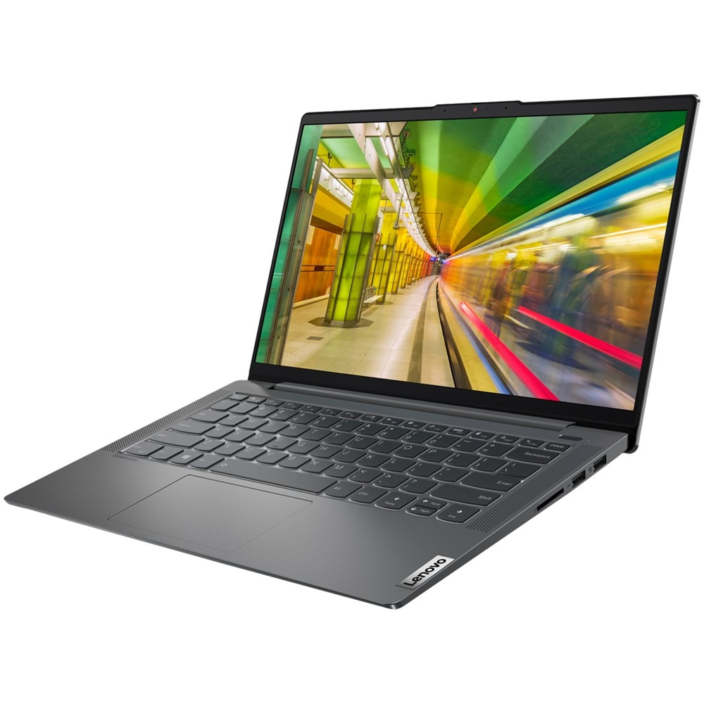 "Alt View Zoom 12. Lenovo - IdeaPad 5 14IIL05 14"" Laptop - Intel Core i5 - 8GB Memory - 256GB SSD - Graphite Gray."