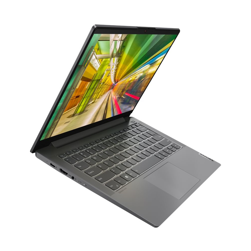 "Alt View Zoom 14. Lenovo - IdeaPad 5 14IIL05 14"" Laptop - Intel Core i5 - 8GB Memory - 256GB SSD - Graphite Gray."