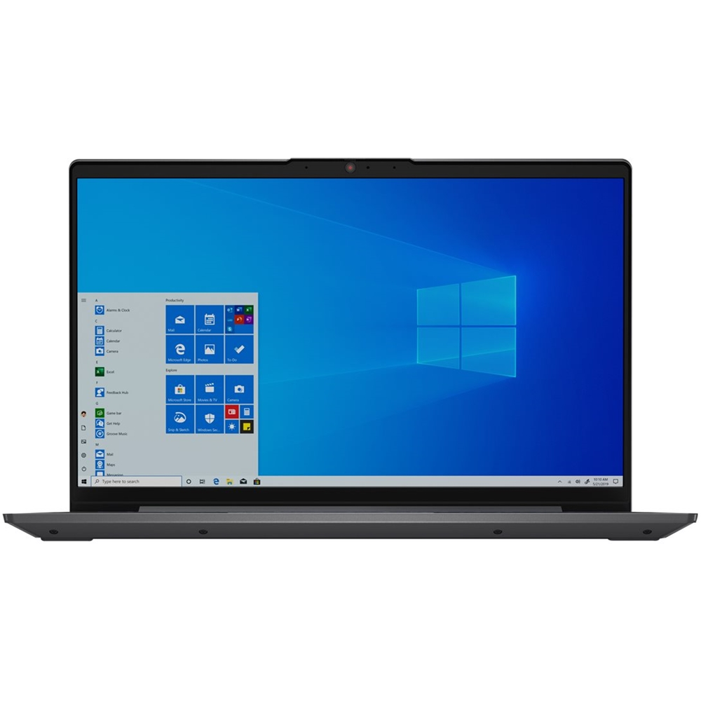 "Alt View Zoom 13. Lenovo - IdeaPad 5 14IIL05 14"" Laptop - Intel Core i5 - 8GB Memory - 256GB SSD - Graphite Gray."