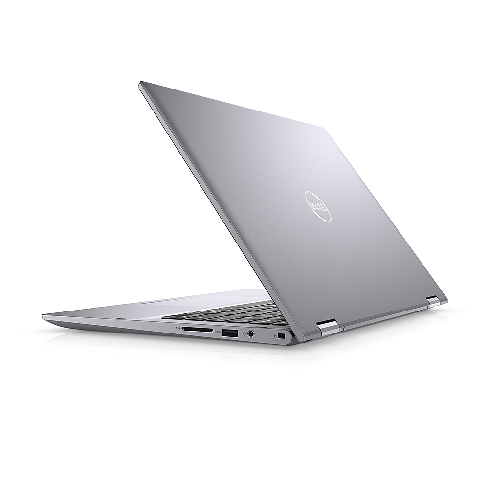 "Alt View Zoom 1. Dell - Inspiron 14.0"" FHD 2in1 Laptop - i5-1135G7 - 8GB - Intel Iris Xe Graphics - 256 GB SSD - Titan Grey."