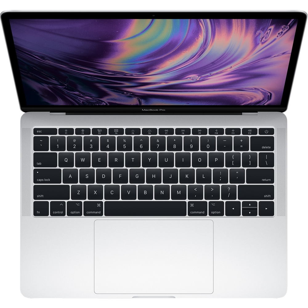 "Alt View Zoom 12. Apple - MacBook Pro 13.3"" Pre-Owned Laptop - Intel Core i5 - 8GB Memory - 512GB Flash Storage - Silver."