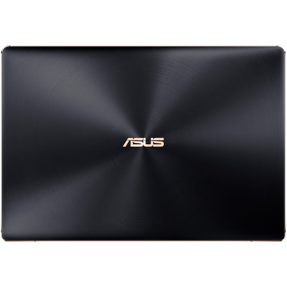 "Alt View Zoom 12. ASUS - ZenBook S UX391FA 13.3"" 4K Ultra HD Touch-Screen Laptop - Intel Core i7 - 16GB Memory - 512GB SSD - Deep Dive Blue."