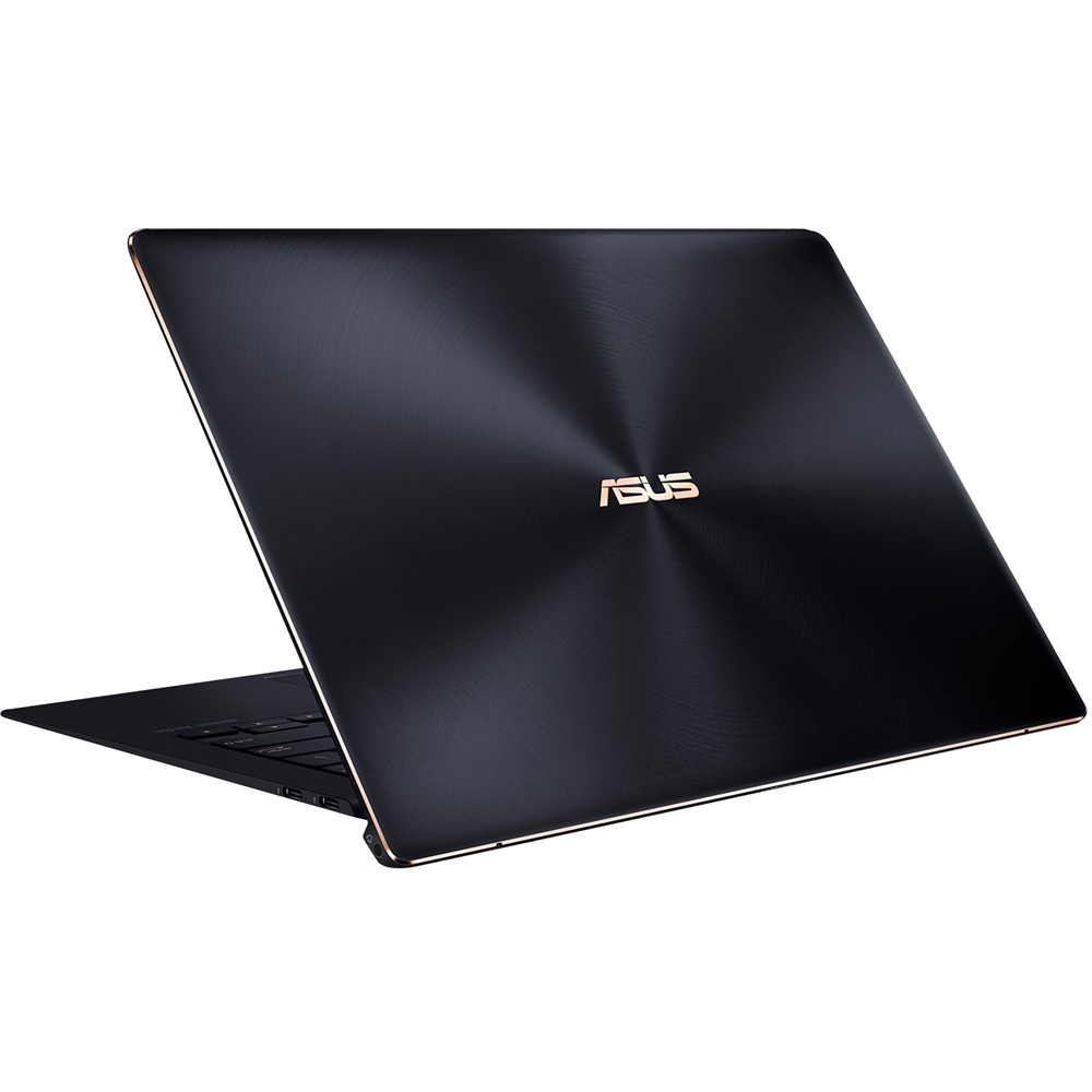 "Alt View Zoom 13. ASUS - ZenBook S UX391FA 13.3"" 4K Ultra HD Touch-Screen Laptop - Intel Core i7 - 16GB Memory - 512GB SSD - Deep Dive Blue."