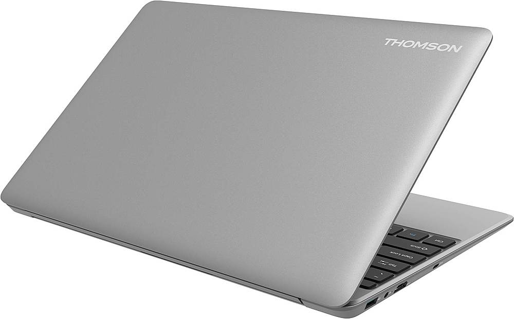 "Alt View Zoom 11. Thomson - Neo 14.1"" Laptop - Intel Core i3 - 4GB Memory - 128GB SSD - Silver."