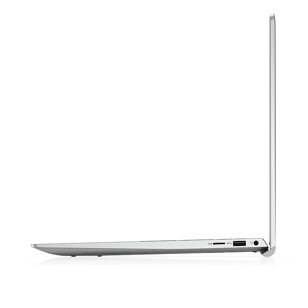 """Alt View Zoom 4. Dell - Inspiron 15.6"""" FHD Laptop - 11th Gen Intel Core i5 - 12GB Memory- 512GB SSD Solid State Drive - Silver."""