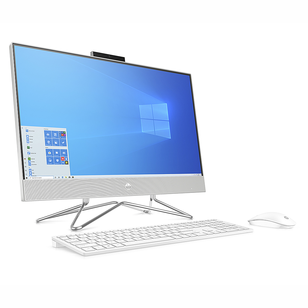 """Alt View Zoom 3. HP - 23.8"""" Touch-Screen All -In-One - Intel Core i7-1065G7 - 16GB, 512GB SSD."""