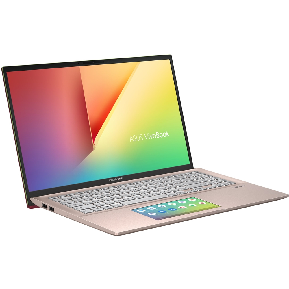 "Alt View Zoom 13. ASUS - VivoBook S15 15.6"" Laptop - Intel Core i5 - 8GB Memory - 512GB SSD - Punk Pink."