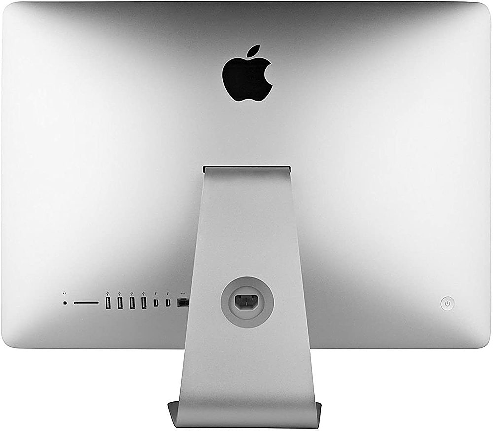 "Alt View Zoom 3. Pre-Owned - Apple iMac 21.5-inch Desktop ""Core i3"" 3.3 (Early 2013) - 4GB Memory - 500GB HDD."