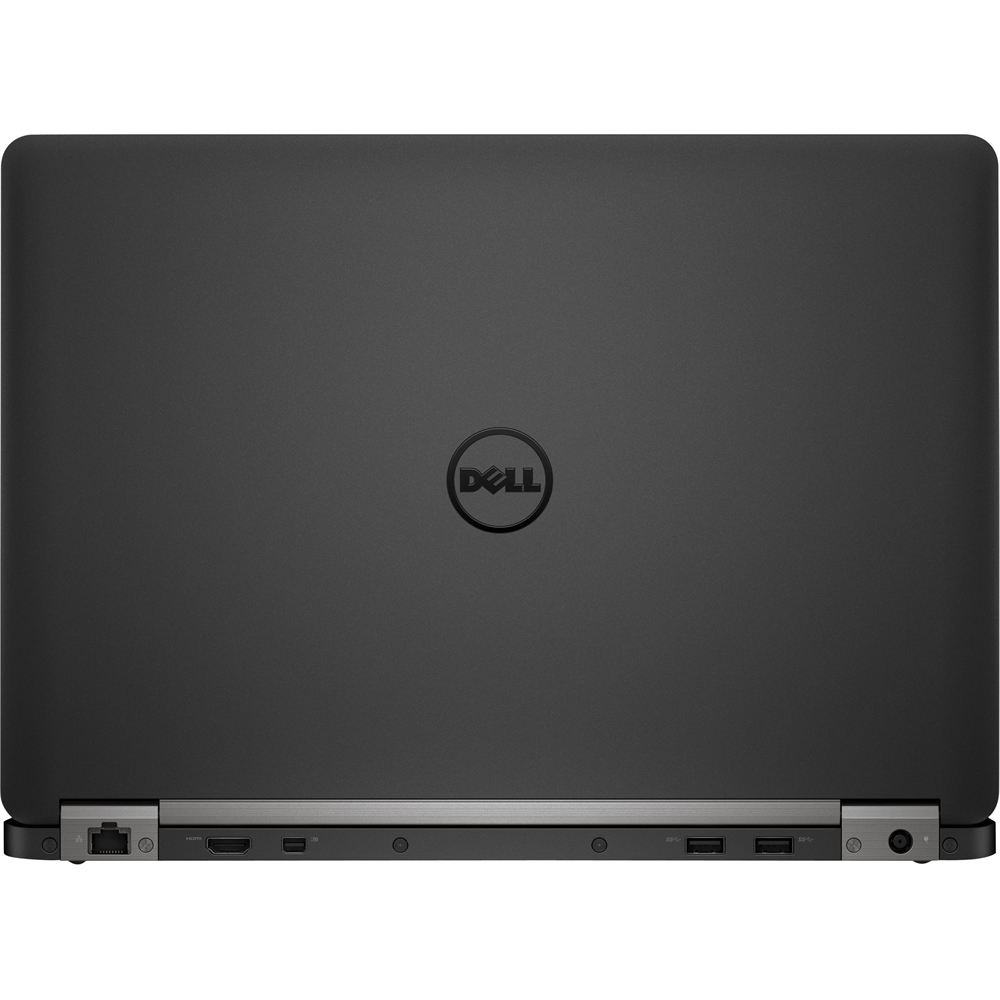 """Alt View Zoom 13. Dell - Latitude 14"""" Refurbished Laptop - Intel Core i7 - 8GB Memory - 512GB Solid State Drive - Black."""