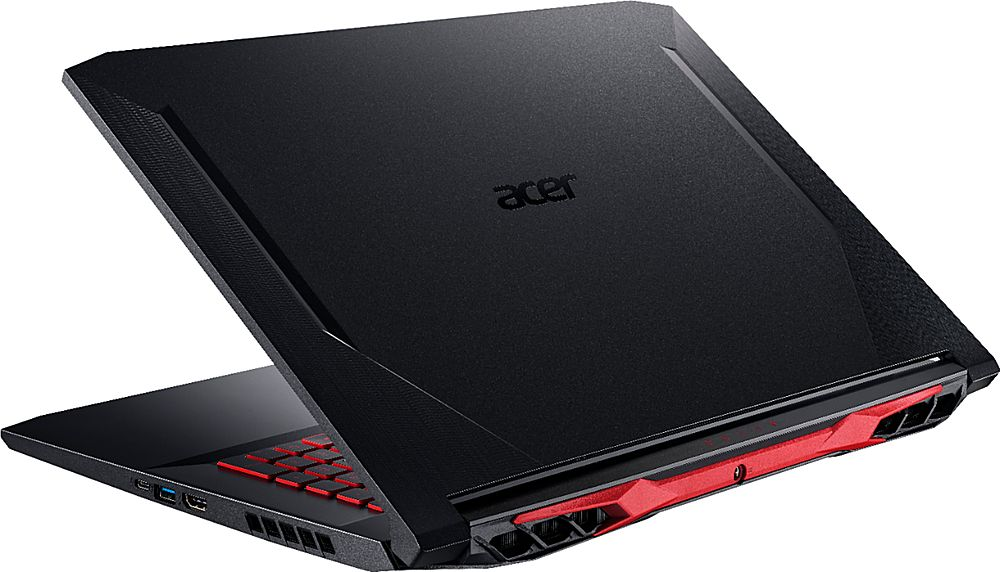 "Left Zoom. Acer - Nitro 5 17.3"" Refurbished Gaming Laptop - Intel Core i5 10300H - 8GB Memory - 512GB Solid State Drive - Black."