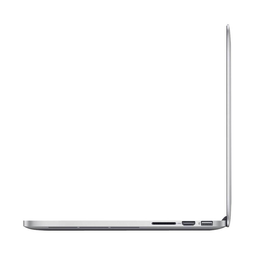 "Alt View Zoom 1. Apple - MacBook Pro 13.3"" Pre-owned Laptop - Intel Core i5 - 8GB Memory - 128GB Flash Storage - Silver."