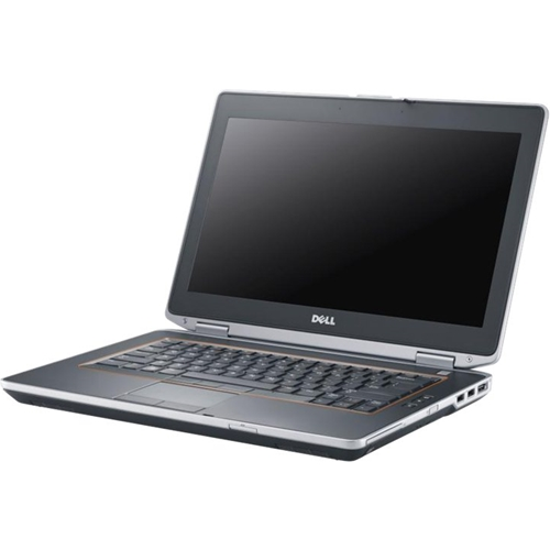 """Alt View Standard 11. Dell - Latitude 14"""" Refurbished Laptop - Intel Core i5 - 4GB Memory - 128GB Solid State Drive - Gray."""