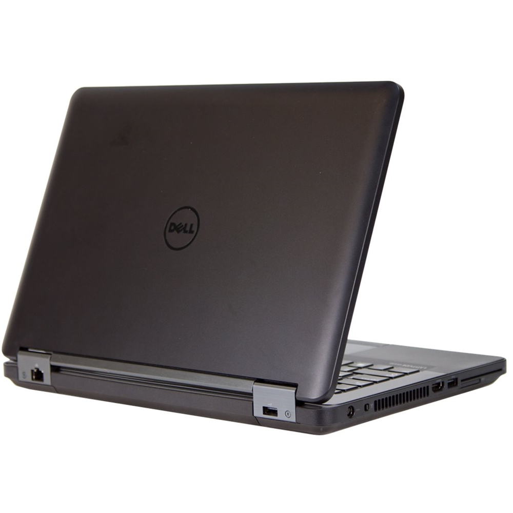 "Alt View Zoom 13. Dell - Latitude 14"" Refurbished Laptop - Intel Core i5 - 8GB Memory - 480GB Solid State Drive - Black."