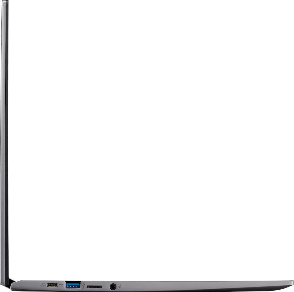 "Alt View Zoom 10. Acer - Spin 13 2-in-1 13.5"" Touch-Screen Chromebook - Intel Core i5 - 8GB Memory - 64GB eMMC Flash Memory - Steel Gray."