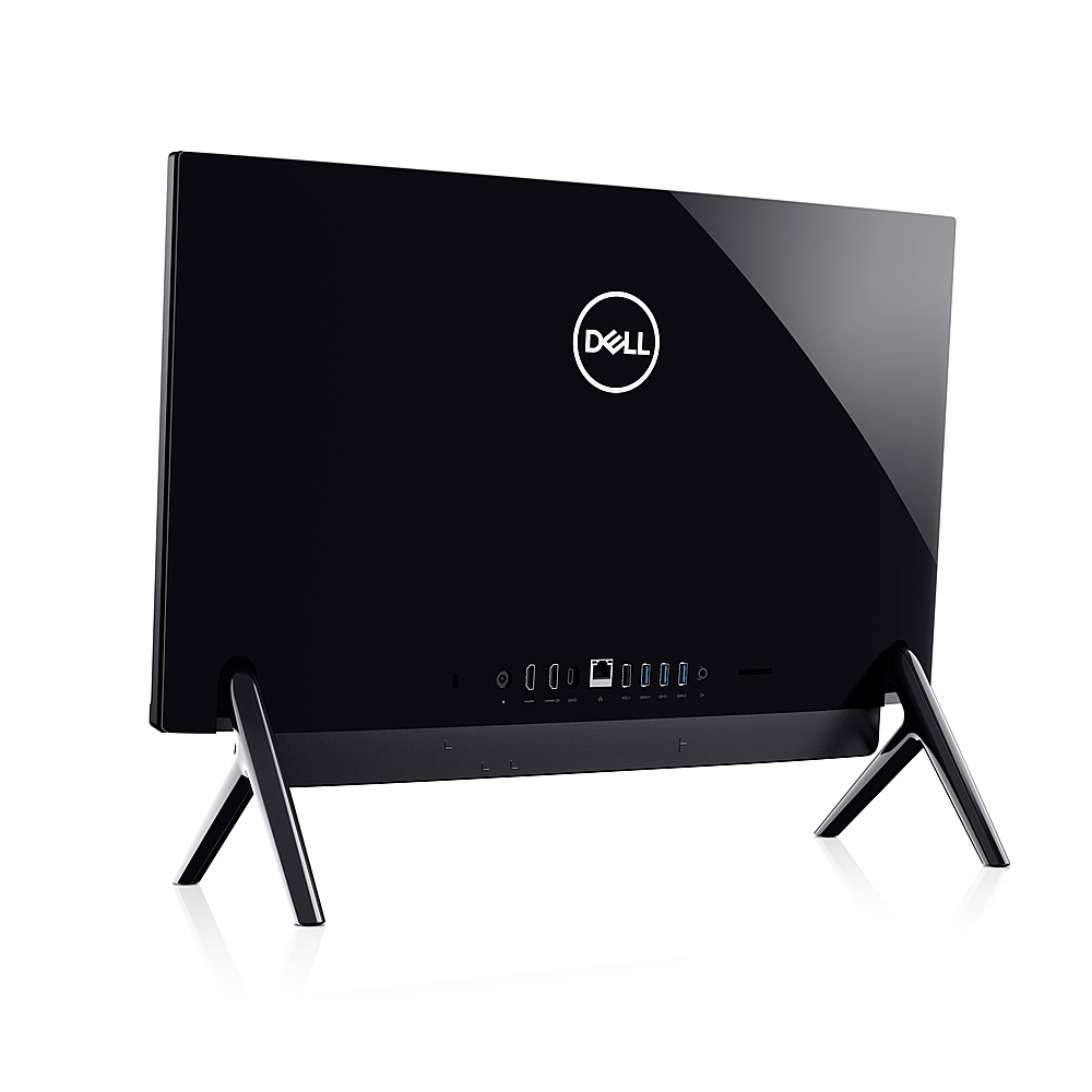 "Alt View Zoom 6. Dell - Inspiron 24"" Touch screen All-In-One - Intel Core i3 - 8GB Memory - 256GB Solid State Drive - Black."