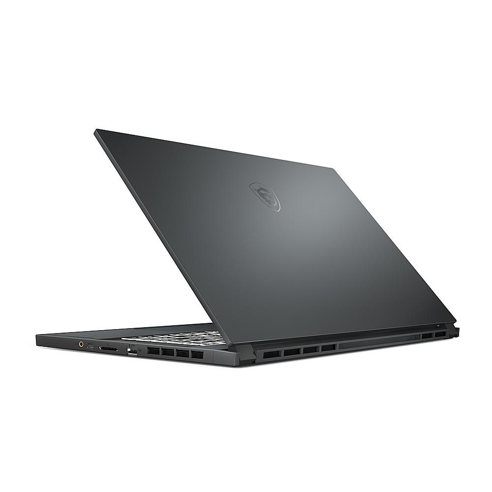 "Alt View Zoom 1. MSI - Creator 15 -Professional Creator Series - 15.6"" 4K UHD 3840 x 2160 Laptop - i7-10875H - 32GB - 1TB - Space Gray."
