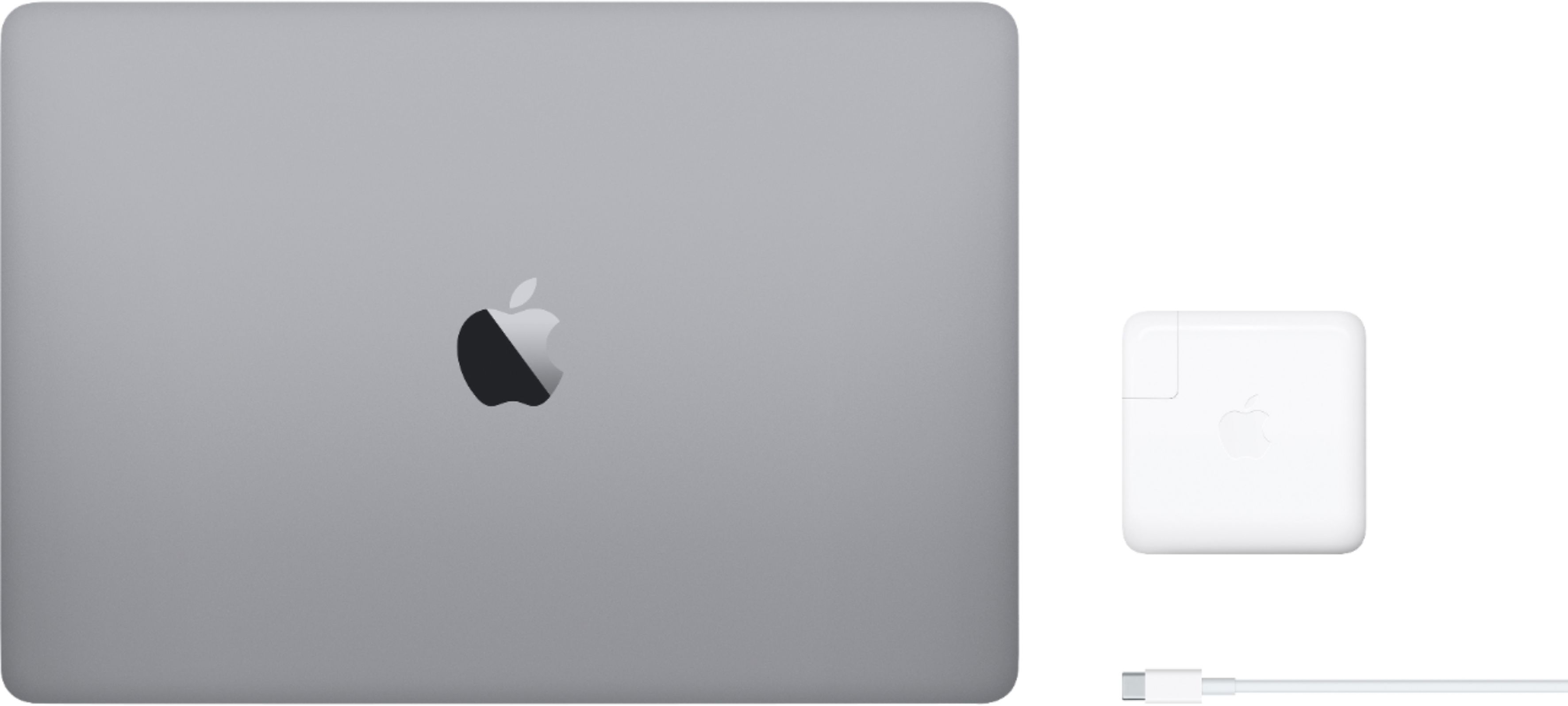 """Alt View Zoom 14. Apple - Geek Squad Certified Refurbished MacBook Pro - 13"""" Display with Touch Bar - Intel Core i5 - 8GB Memory - 128GB SSD - Space Gray."""