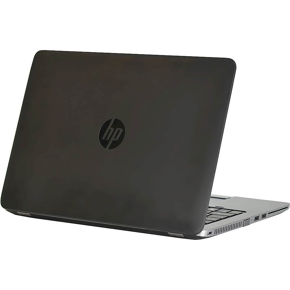 """Alt View Zoom 1. HP - EliteBook 14"""" Laptop - Intel Core i5 - 8GB Memory - 500GB Solid State Drive - Pre-Owned - Black."""