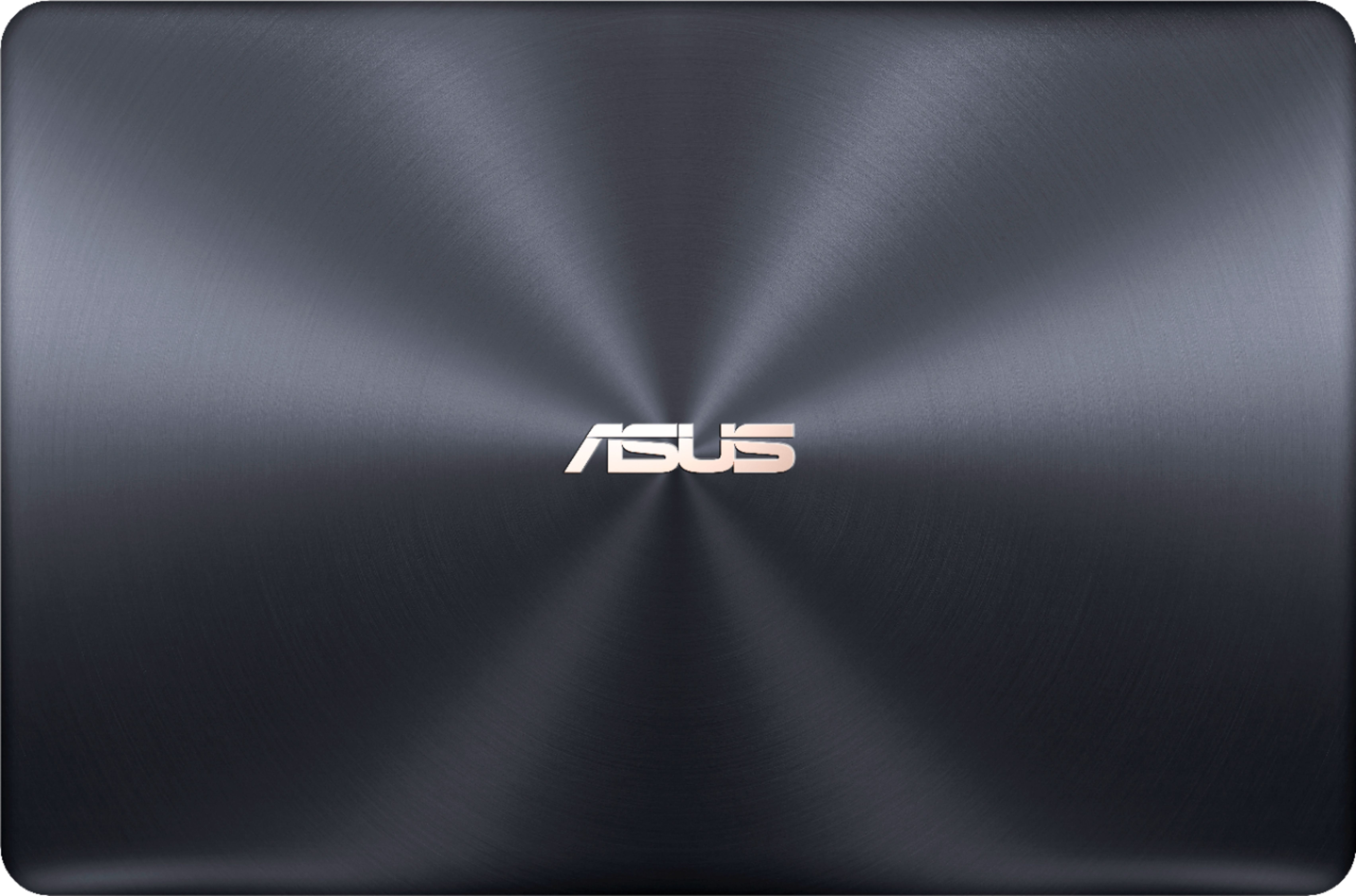 "Alt View Zoom 3. ASUS - Geek Squad Certified Refurbished 15.6"" Laptop - Intel Core i7 - 16GB Memory - NVIDIA GeForce GTX 1050 - 512GB SSD - Deep Dive Blue."