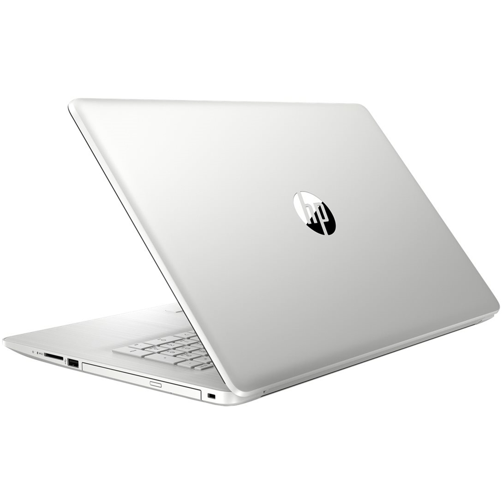 """Alt View Zoom 12. HP - 17.3"""" Touch-Screen Laptop - Intel Core i3 - 8GB Memory - 1TB HDD + 128GB SSD - Ash Silver Keyboard Frame, Natural Silver."""