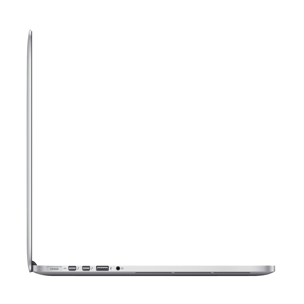 "Alt View Zoom 12. Apple - MacBook Pro 15.4"" Pre-owned Laptop - Intel Core i7 - 8GB Memory - NVIDIA GeForce GT 650M - 256GB Flash Storage - Silver."