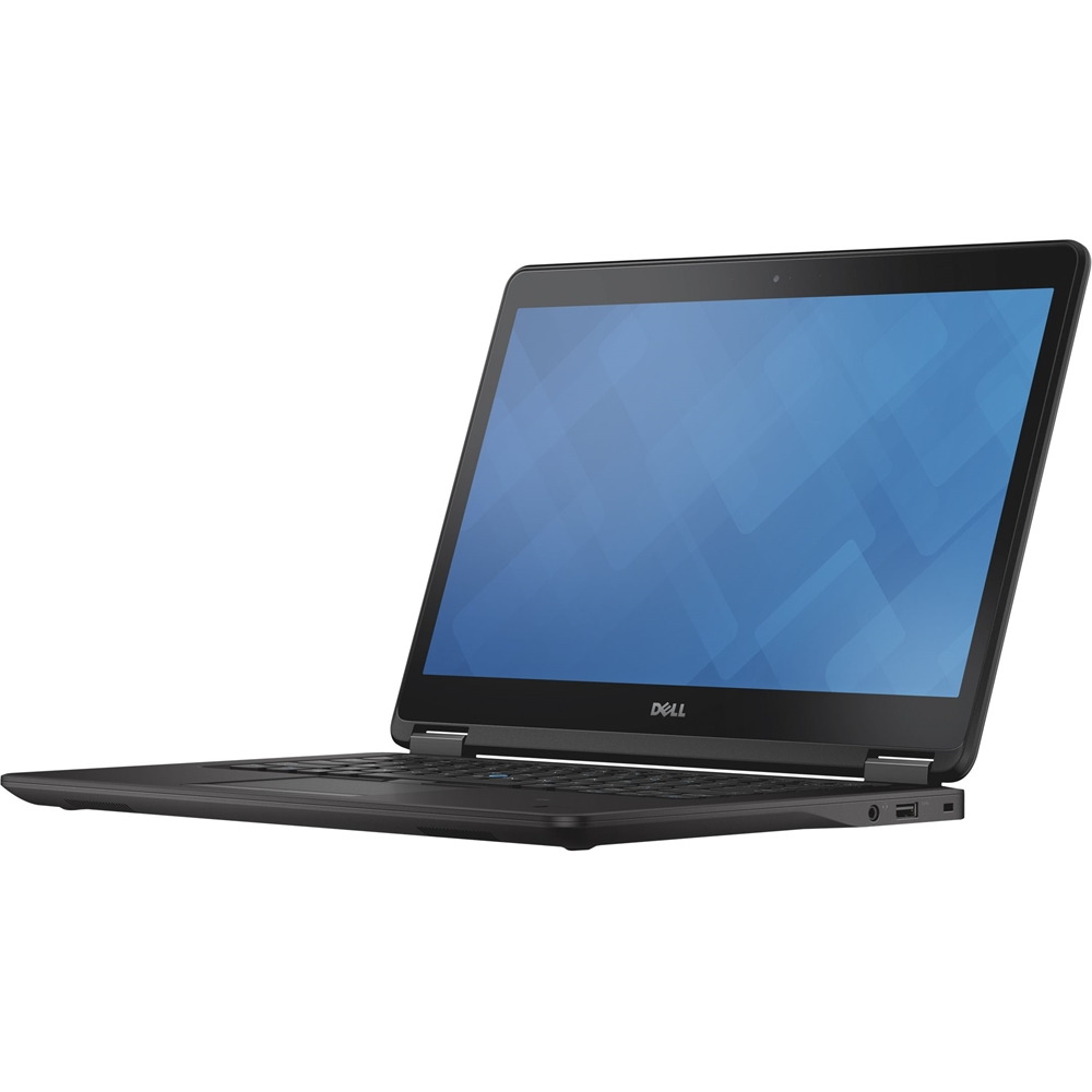 "Alt View Zoom 11. Dell - Latitude 14"" Laptop - Intel Core i5 - 8GB Memory - 256GB Solid State Drive - Pre-Owned - Black."