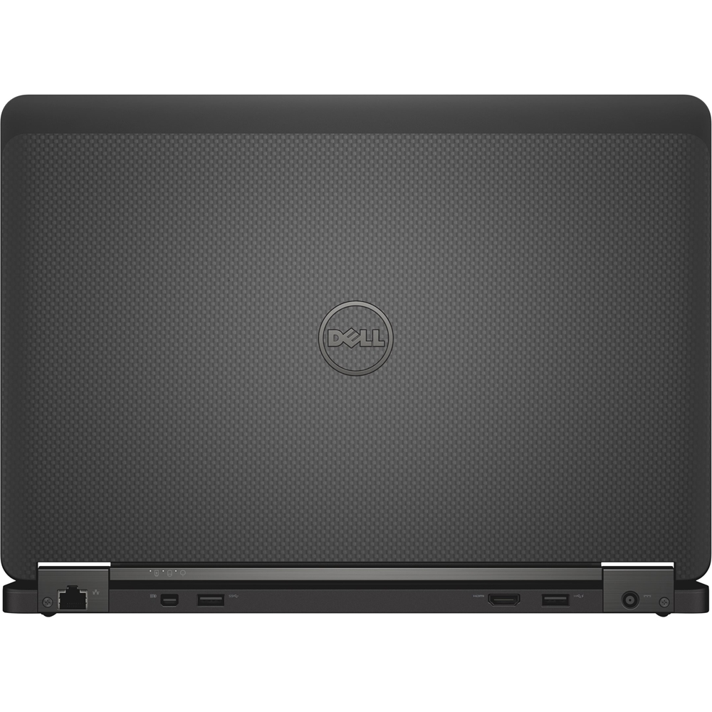 "Alt View Zoom 13. Dell - Latitude 14"" Laptop - Intel Core i5 - 8GB Memory - 256GB Solid State Drive - Pre-Owned - Black."