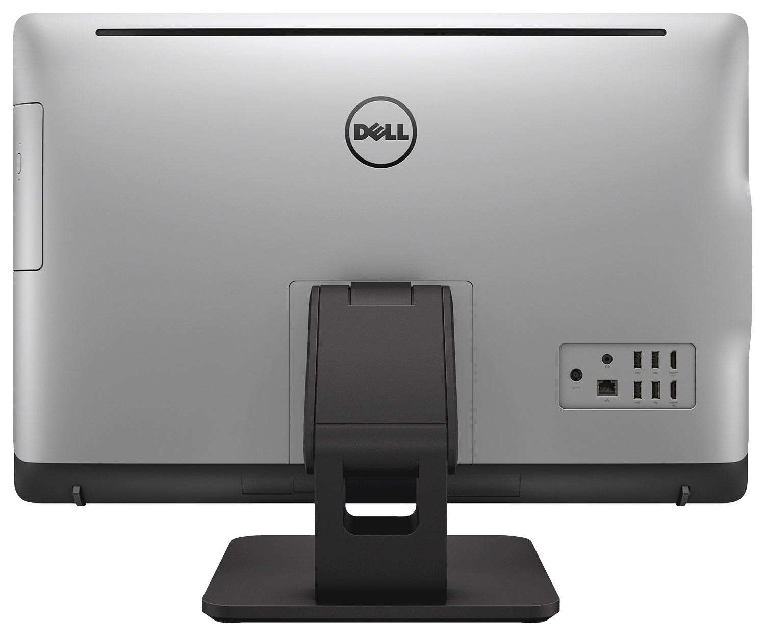 """Alt View Standard 11. Dell - Inspiron 23.8"""" Touch-Screen All-In-One - Intel Core i5 - 8GB Memory - 1TB Hard Drive - Black."""