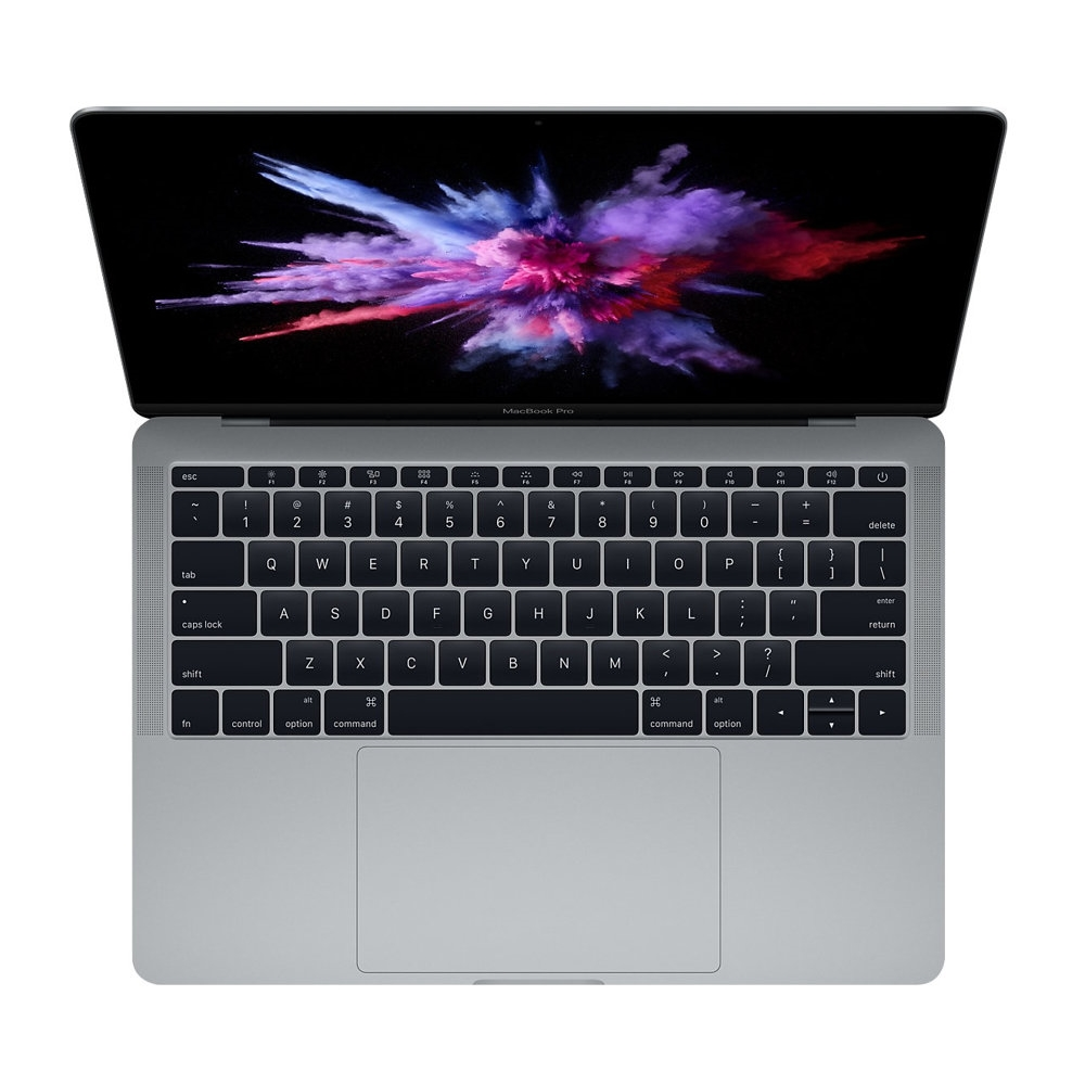 """Front Zoom. Apple - MacBook Pro 13.3"""" Pre-Owned Laptop - Intel Core i5 - 8GB Memory - 256GB Solid State Drive - Space Gray."""