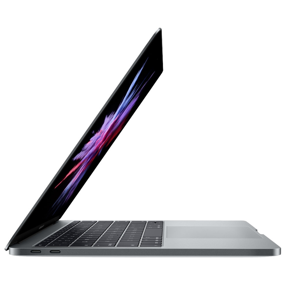 """Left Zoom. Apple - MacBook Pro 13.3"""" Pre-Owned Laptop - Intel Core i5 - 8GB Memory - 256GB Solid State Drive - Space Gray."""