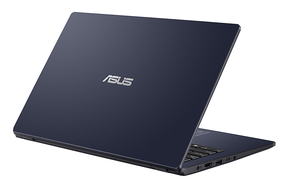 "Alt View Zoom 1. Asus L410 L410MADB02 14"" Notebook -HD - 1920 x 1080 - Intel Celeron N4020 1.10 GHz - 4 GB RAM - 64 GB Flash Memory."
