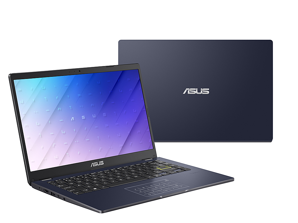 "Alt View Zoom 4. Asus L410 L410MADB02 14"" Notebook -HD - 1920 x 1080 - Intel Celeron N4020 1.10 GHz - 4 GB RAM - 64 GB Flash Memory."