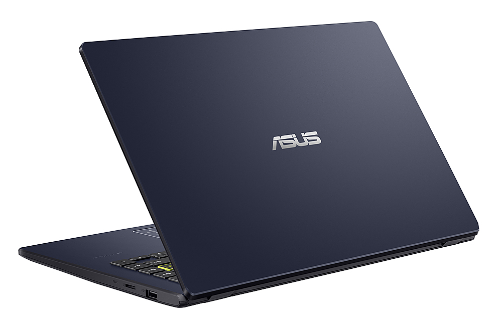 "Alt View Zoom 10. Asus L410 L410MADB02 14"" Notebook -HD - 1920 x 1080 - Intel Celeron N4020 1.10 GHz - 4 GB RAM - 64 GB Flash Memory."