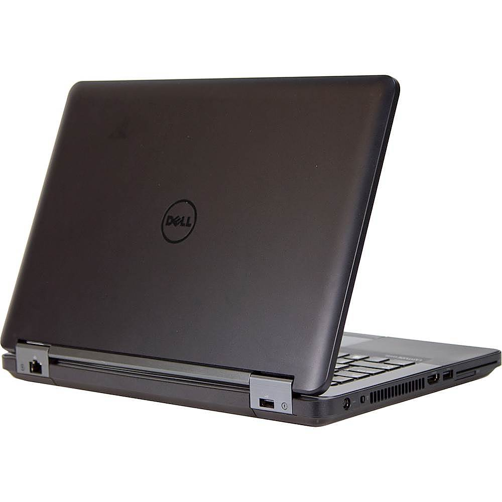 """Alt View Zoom 11. Dell - Latitude 14"""" Laptop - Intel Core i5 - 8GB Memory - 240GB Solid State Drive - Pre-Owned - Black."""