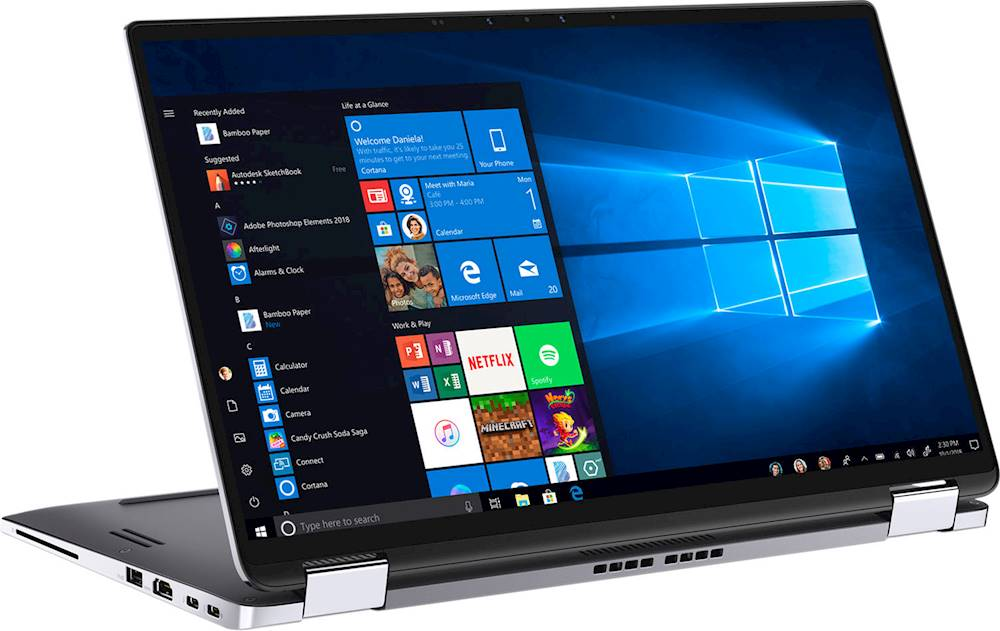 """Alt View Zoom 12. Dell - Latitude 2-in-1 14"""" Touch-Screen Laptop - Intel Core i5 - 8GB Memory - 256GB Solid State Drive."""
