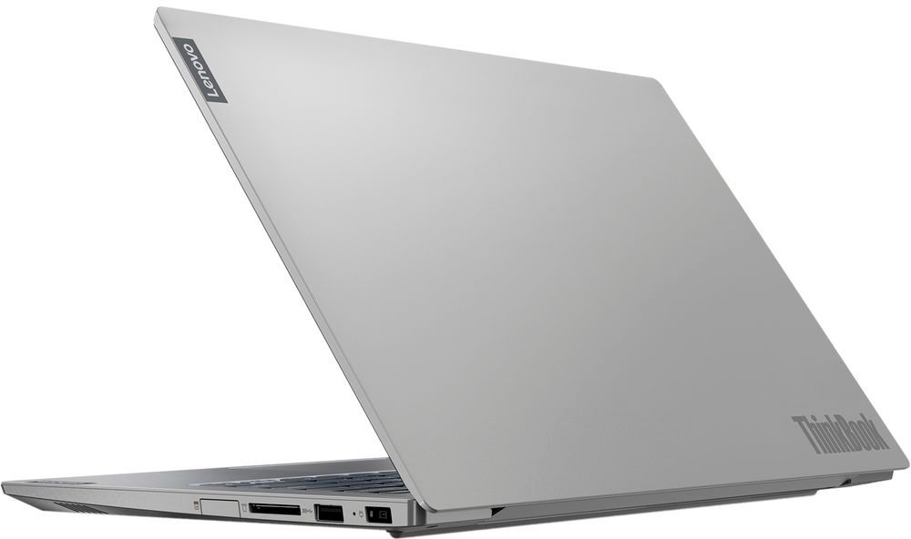 "Alt View Zoom 1. Lenovo - 14"" ThinkBook 14 IIL Laptop - 16GB Memory - Intel Core i7 - 512GB Hard Drive."
