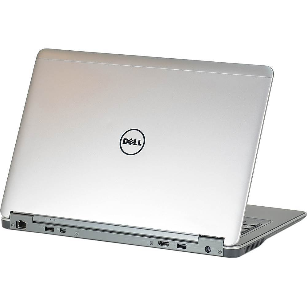 """Alt View Zoom 11. Dell - Latitude 14"""" Laptop - Intel Core i5 - 8GB Memory - 256GB Solid State Drive - Pre-Owned - Silver."""
