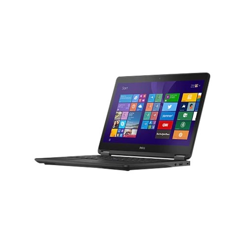 "Alt View Standard 13. Dell - Latitude 14"" Refurbished Laptop - Intel Core i5 - 8GB Memory - 240GB Solid State Drive - Black."