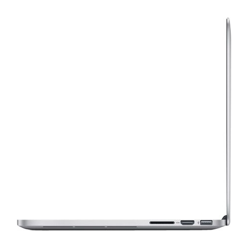 "Angle Standard. Apple - MacBook Pro 13.3"" Pre-Owned Laptop - Intel Core i5 - 16GB Memory - 320GB Hard Drive - Silver."