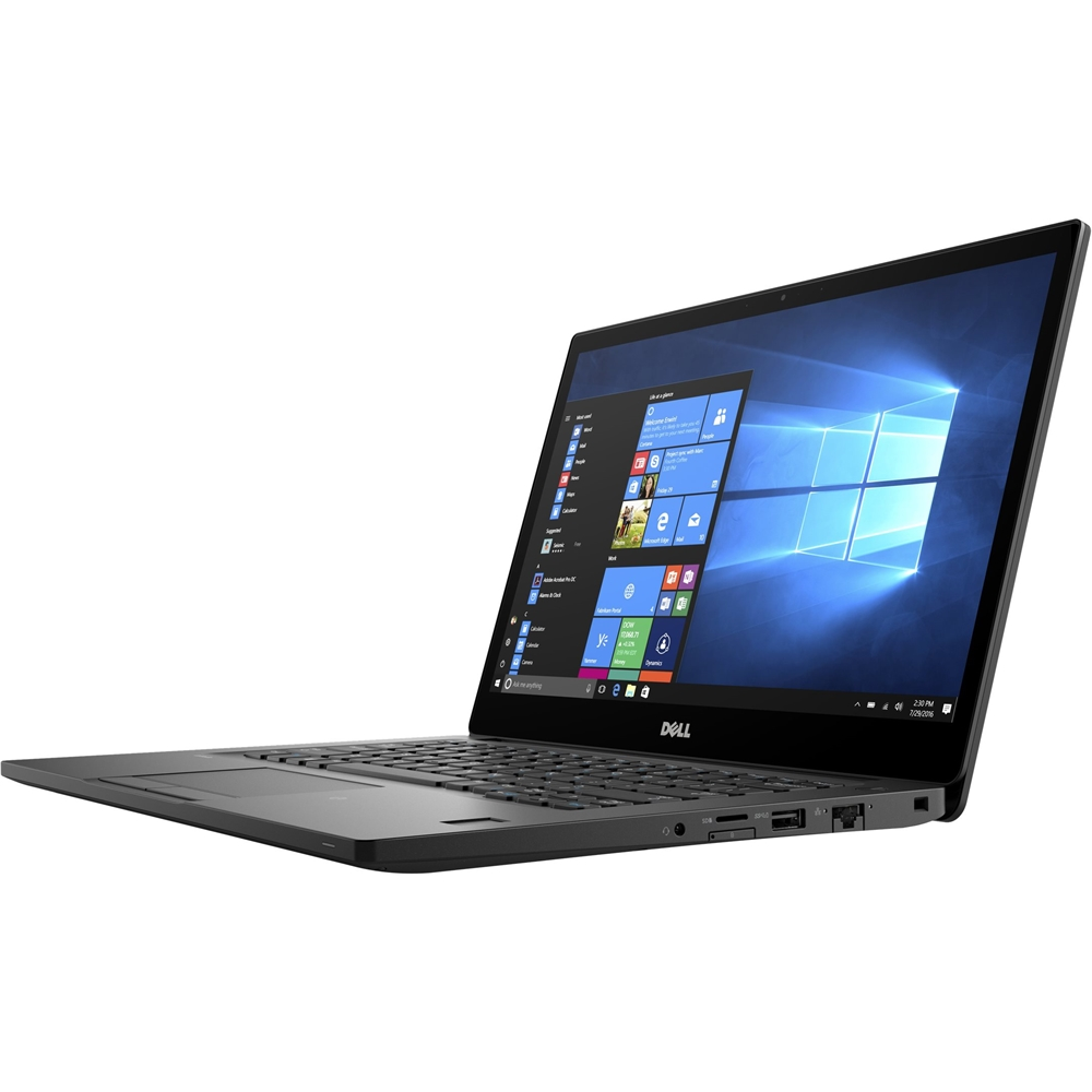 "Alt View Zoom 11. Dell - Latitude 14"" Laptop - Intel Core i5 - 4GB Memory - 128GB Solid State Drive - Black."