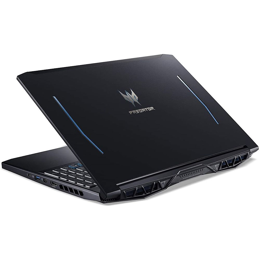 "Alt View Zoom 1. Acer - Predator Helios 300 15.6"" Gaming Laptop - Intel Core i7 10750H - 16GB Memory - 512GB SSD - Refurbished."