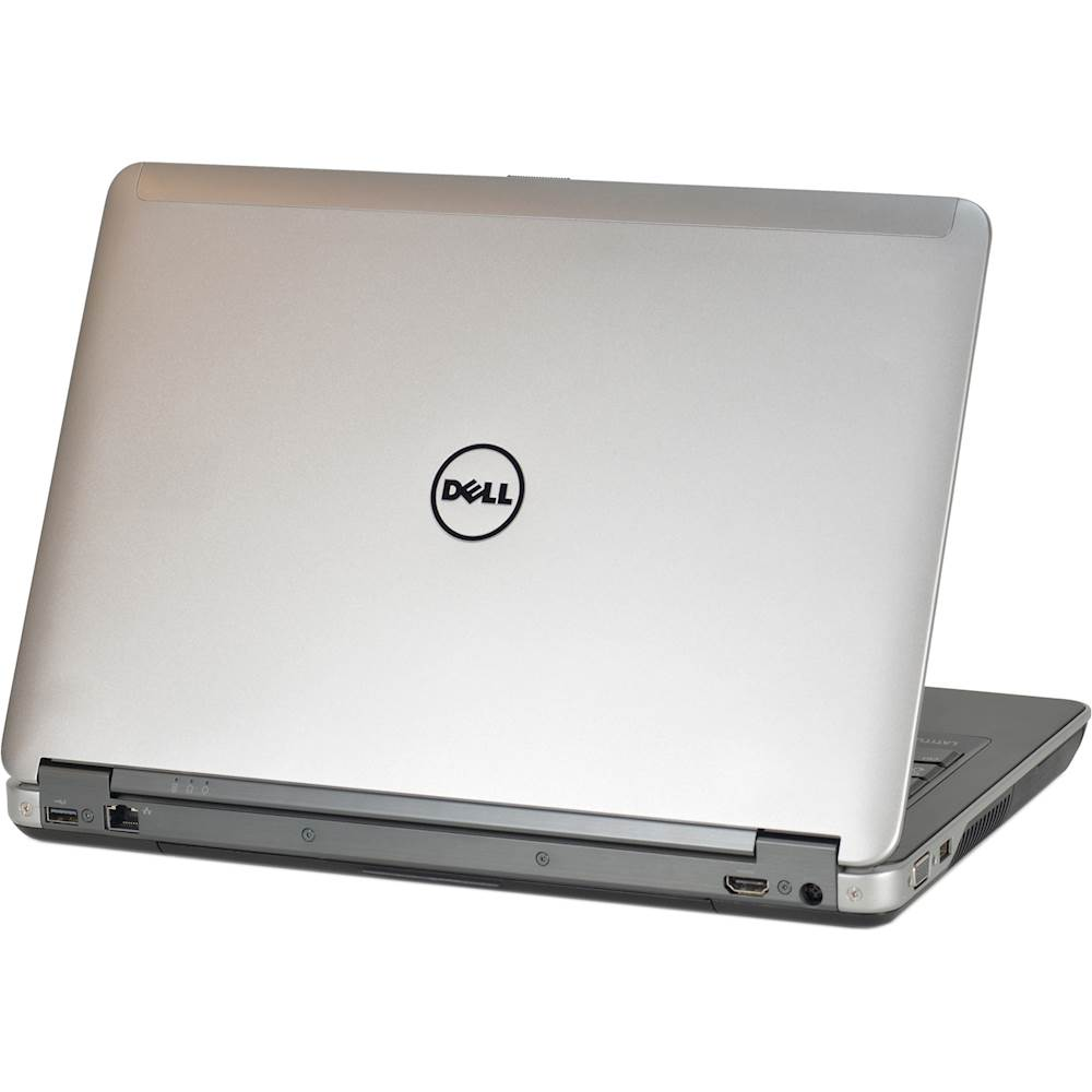 "Alt View Zoom 11. Dell - Latitude 14"" Refurbished Laptop  - Intel Core i5 - 8GB Memory - 240GB Solid State Drive."