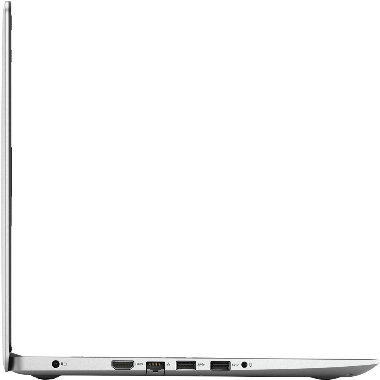 """Alt View Zoom 10. Dell - Geek Squad Certified Refurbished Inspiron 15.6"""" Touch-Screen Laptop - Intel Core i7 - 12GB Memory - 256GB SSD - Silver."""