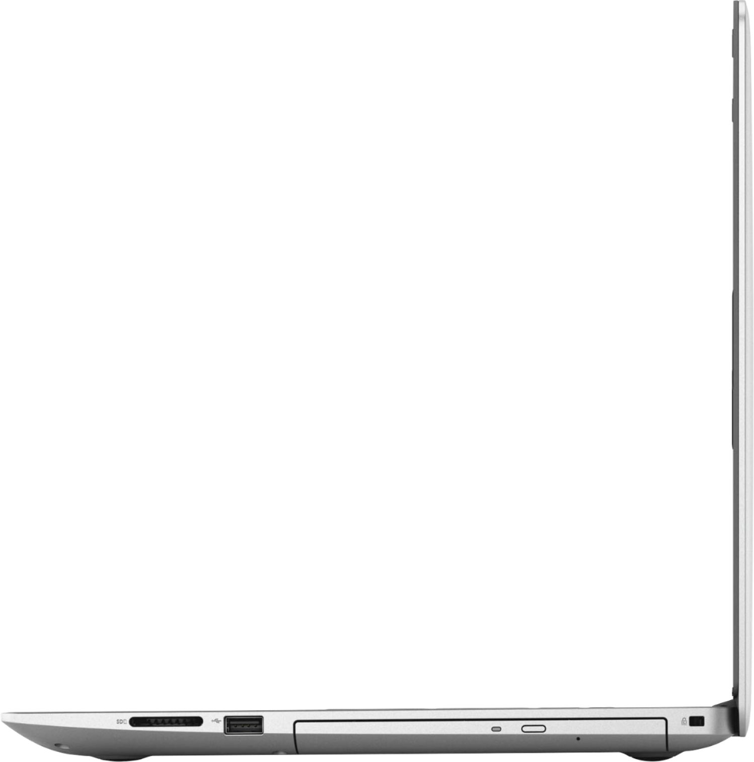 """Alt View Zoom 4. Dell - Geek Squad Certified Refurbished Inspiron 15.6"""" Touch-Screen Laptop - Intel Core i7 - 12GB Memory - 256GB SSD - Silver."""